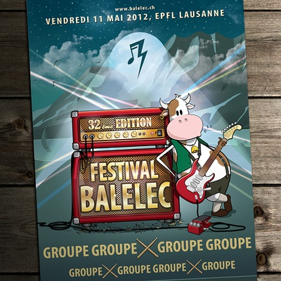Festival Balelec 2012